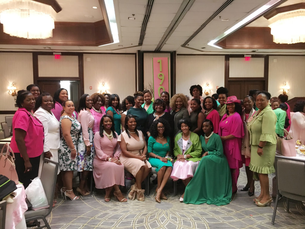 Cluster I Founders' Day Luncheon